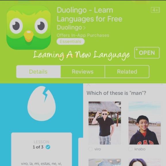 Learning A New Language Jennifer Juan
