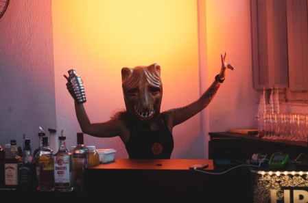 party mask jennifer juan