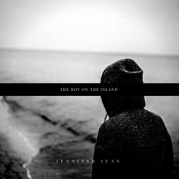 the boy on the island cover art - jennifer juan