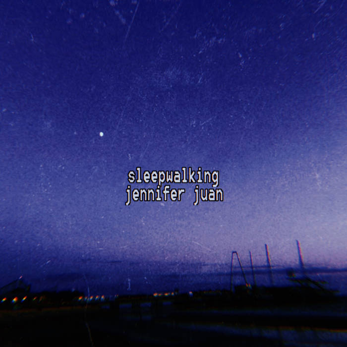 Sleepwalking - Jennifer Juan - Deluxe Edition Cover